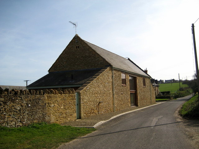 Barn conversion - Middle Chinnock