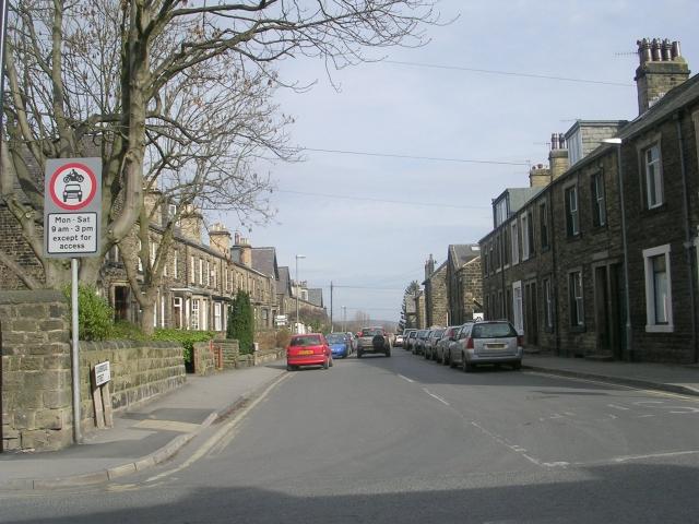 Cambridge Street - Gay Lane