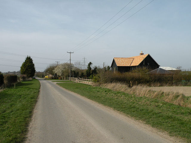 Sterling Farm, Swaffham Prior