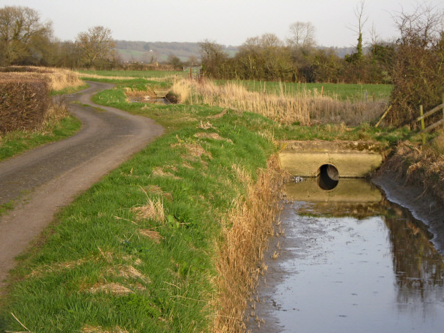 Roadside drain [1]