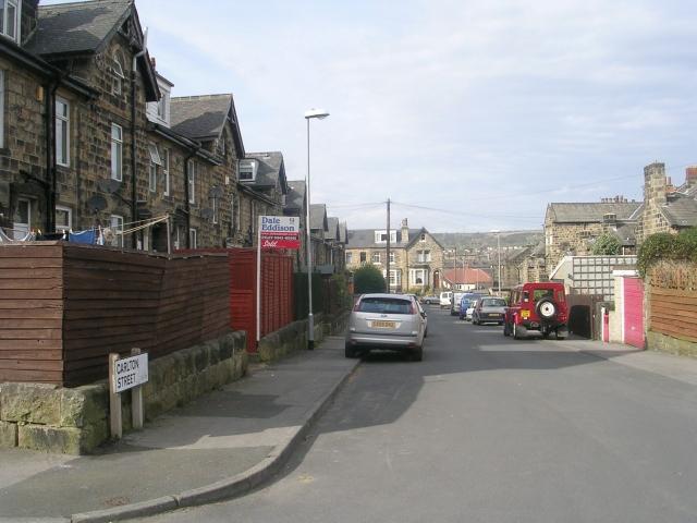 Carlton Street - Fairfax Street