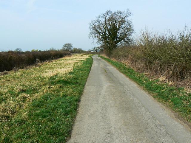 Sodom Lane, near Dauntsey