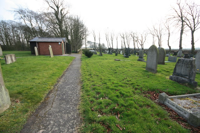 Graveyard, St John's Parish Church