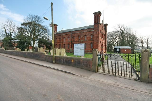 Parish Church of St John, Out Rawcliffe