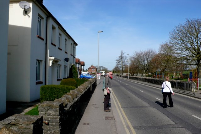 Kings Road, Fordington