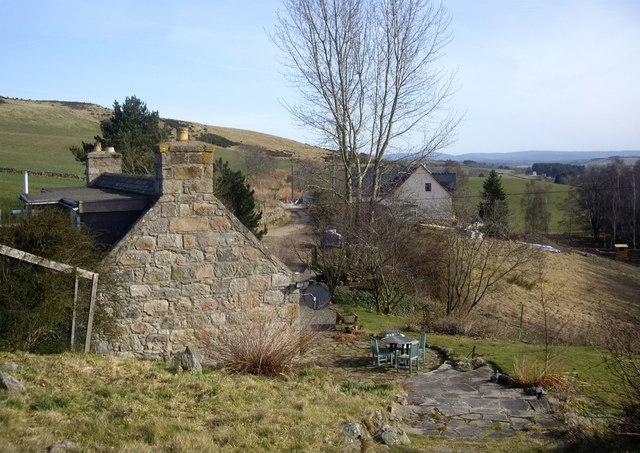 Denhead cottage