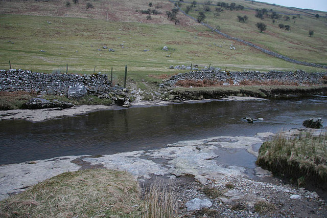 Ford on the Wharfe