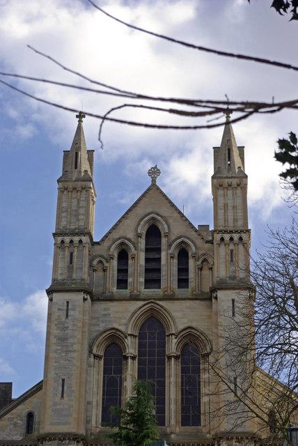 Norwich Roman Catholic Cathedral