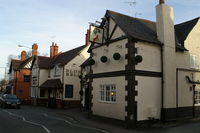 The Fox & Grapes and the Blue Bell