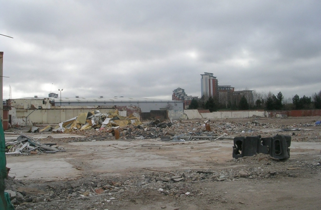 Yorkshire Chemicals Ltd - Demolition Site - Kirkstall Road