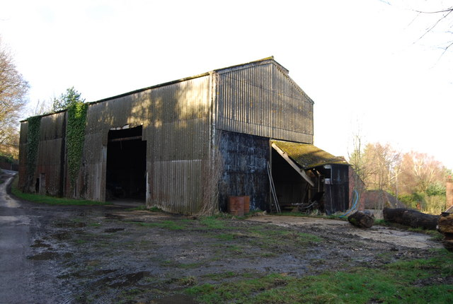 Barn, Smith's Farm