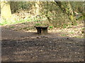 TL2271 : Park Bench by Dennis simpson