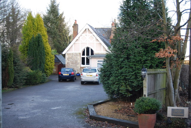 The Old School House, Worldham Hill