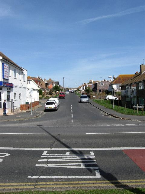 Broomfield Avenue, Telscombe Cliffs