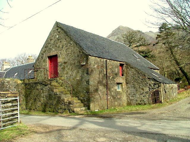 Steadings at Glenbrittle House farm