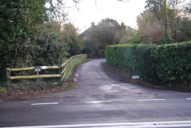 Entrance to Manor Farm