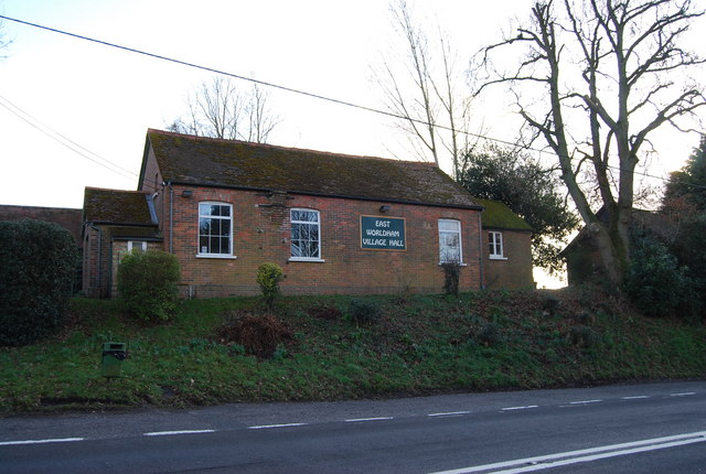 East Worldham Village Hall
