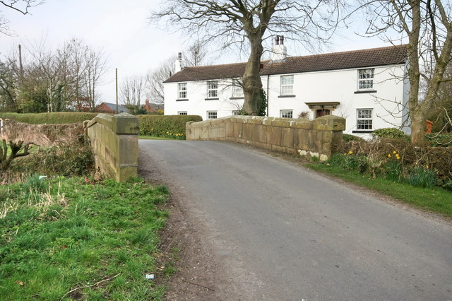 Carr Bridge and Cottage, Sower Carr