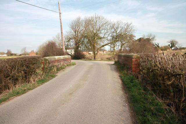 Bridge on Ned's Lane