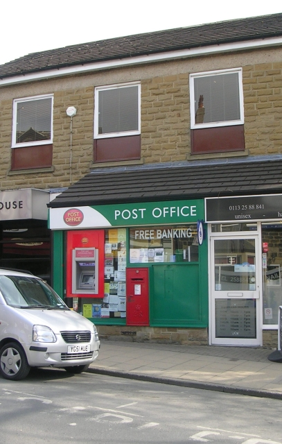 Post Office - Town Street