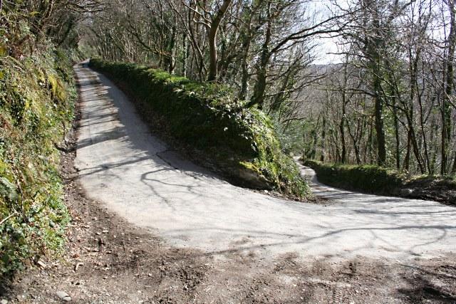 Switchback Lane to Denham Bridge
