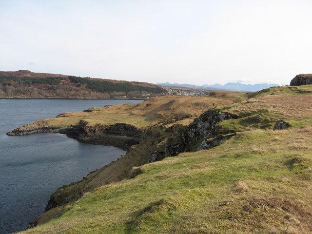 Uiginish bay