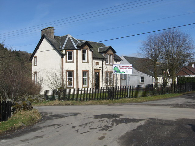 Tweedsmuir Outdoor Centre