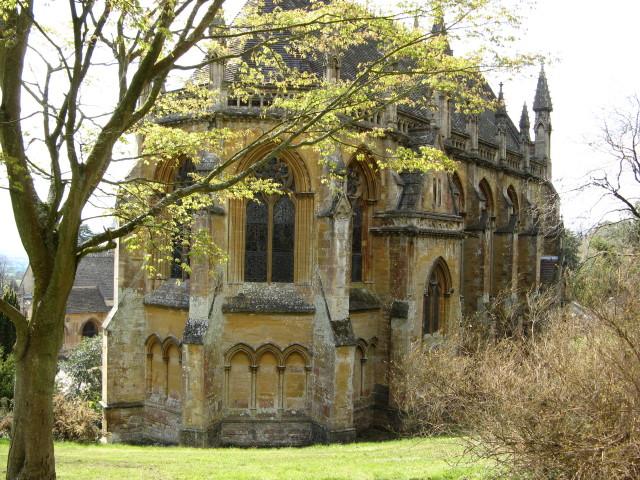 The Chapel, Tyntesfield