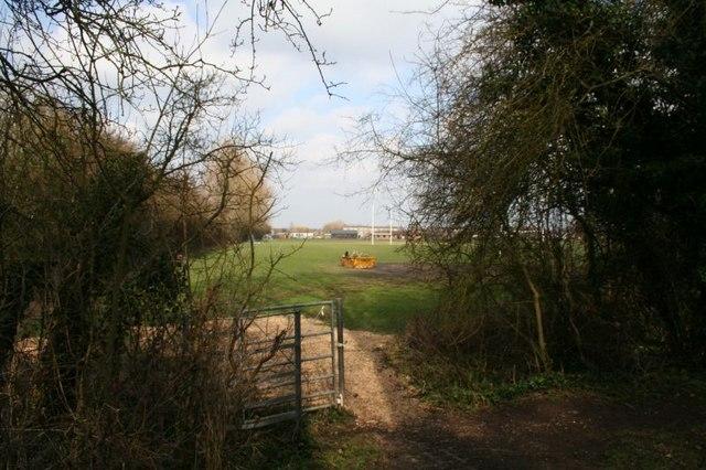 Grove recreation ground