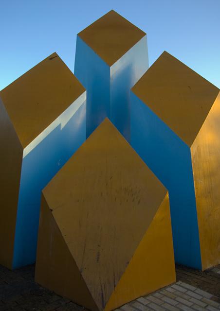 Milton Keynes sculpture