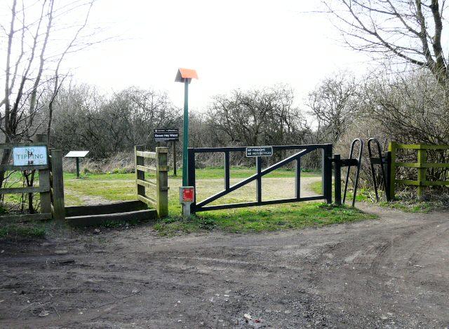 Clough Gate