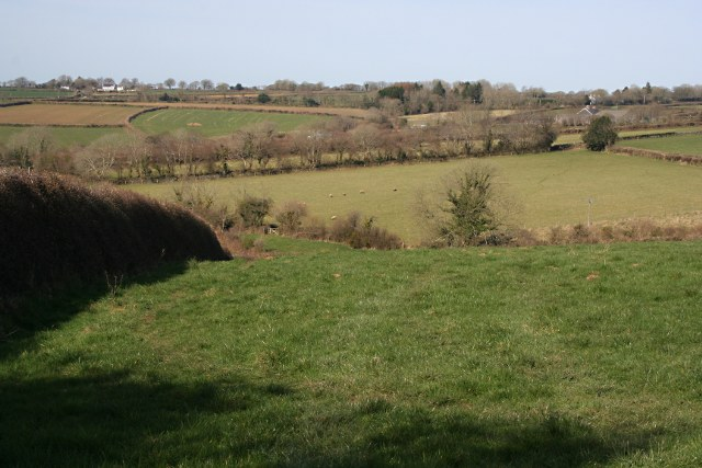 Countryside near Buckland Monachorum