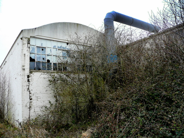 Old Lydney Products factory 1