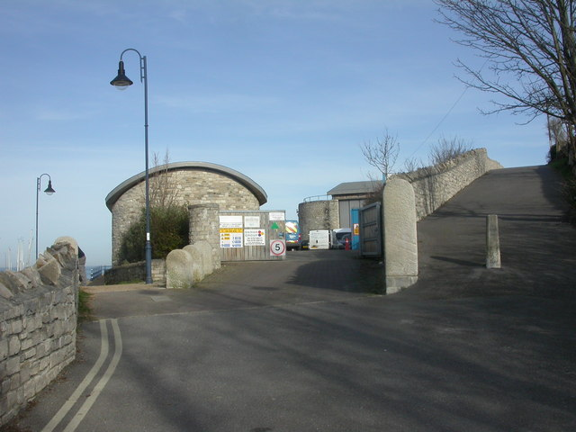 Swanage Sewage Treatment Works