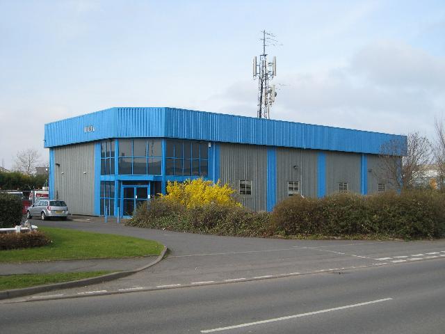 Leamington's other telephone exchange