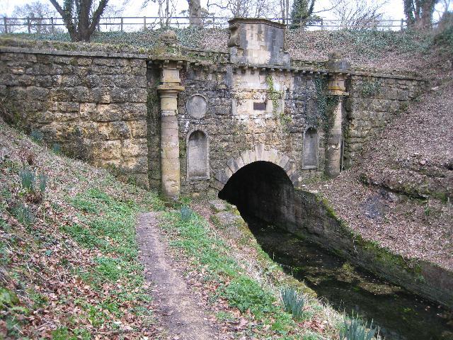 Sapperton Tunnel eastern portal