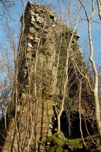 Kilkerran Castle Ruins