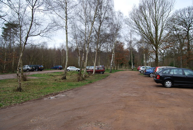 Car Park, Clowes Wood