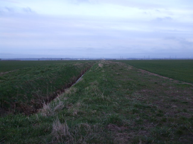 Track to Poplar Farm