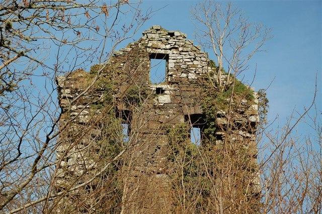 Top Of Kilkerran Castle