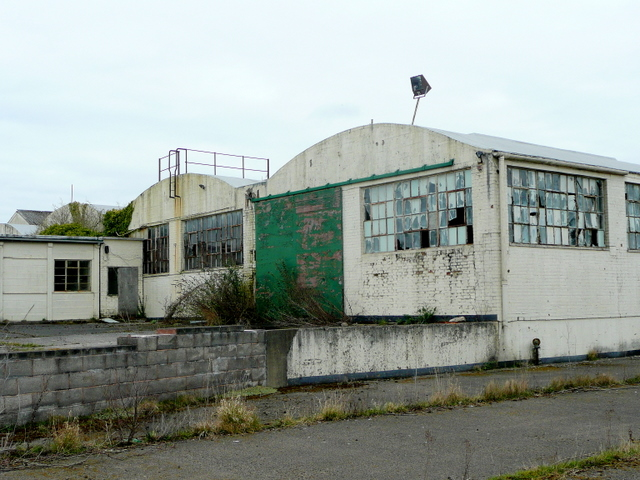 Old Lydney Products factory 3