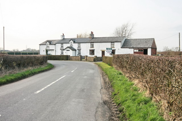 Cottages Near Whin Lane End