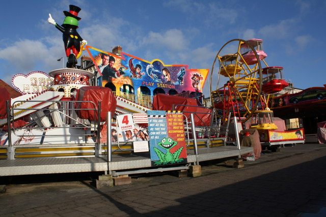 Bridlington Funfair