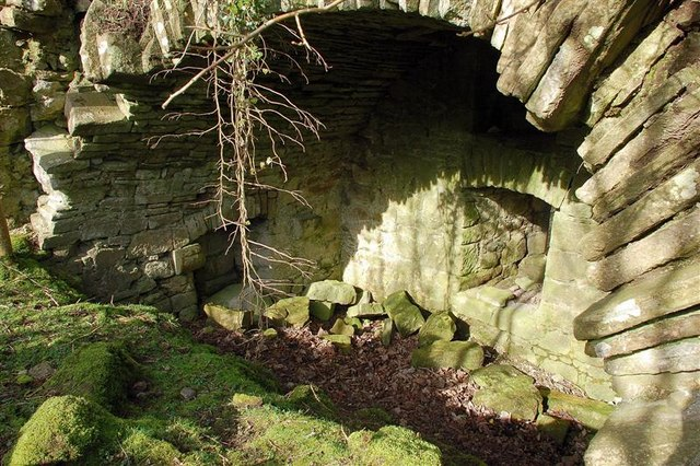 Kilkerran Castle Vault