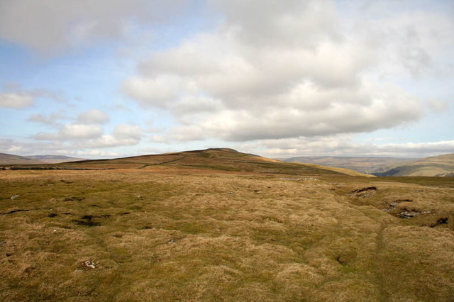View from trig point