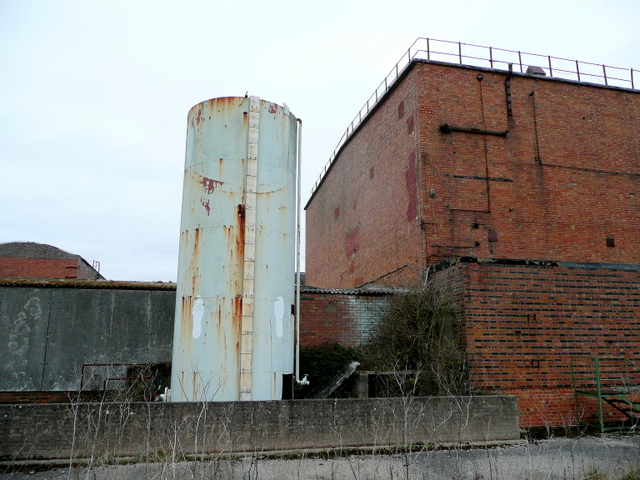 Old Lydney Products factory 7