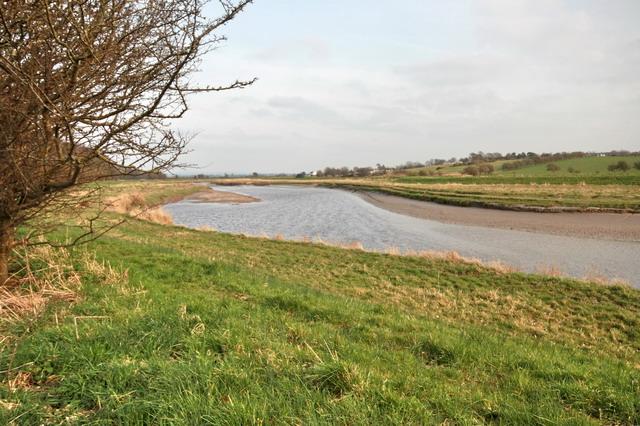 River Wyre, Little Eccleston