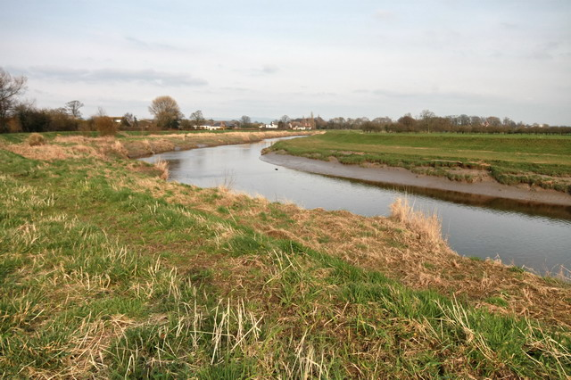 River Wyre at Ratten Row