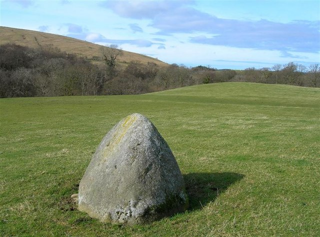 Big Boulder Or Standing Stone?