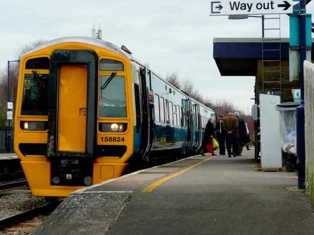 Lydney Station Scene 2